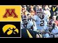 #8 Minnesota Vs #20 Iowa Highlights | Week 12 | College Football | 2019