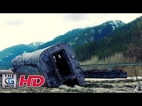 "CGI & VFX Breakdowns: ""The Man In The High Castle"" - by Stormborn Studios   TheCGBros"