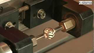 Sisma Laser Marking Beads System