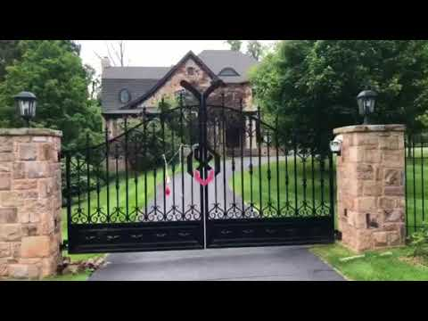 Washington Capitals Star Alex Ovechkin S Home In Mclean