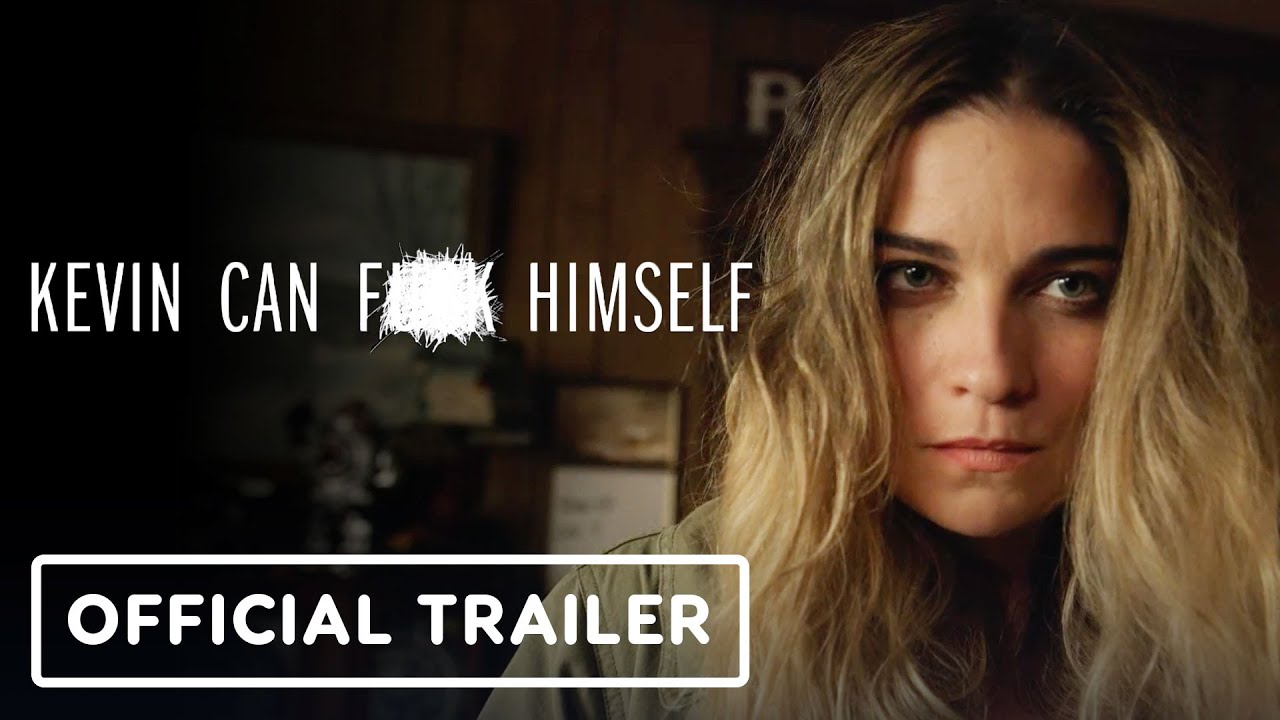 Download Kevin Can F**k Himself - Official Trailer (2021) Annie Murphy   AMC