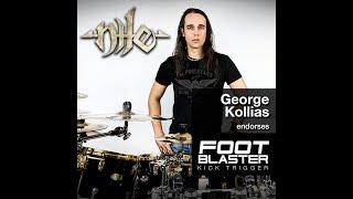 GEORGE KOLLIAS - SOLO DRUM,SPEED,POWER,TECHNIC.