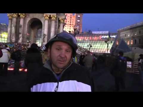 Пряма трансляція: Євромайдан