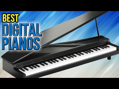 10 Best Digital Pianos 2017