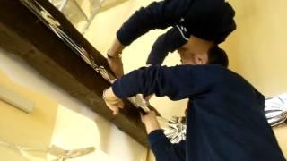 видео Зеркальные потолки
