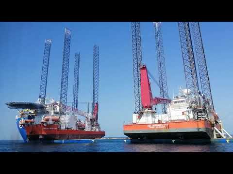 GULF MARINE SERVICES- Jack Up Barges