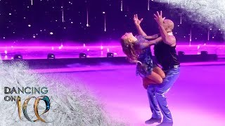 Detlef Soosts emotionale Eistanz-Kür mit einem Sturz | Dancing on Ice | SAT.1 TV