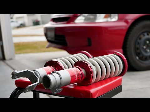 Quality Coilovers for Budget Honda Builds | TruHart Street Plus