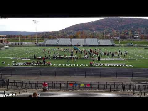 "Corning Painted Post High School finals rehearsal run through 2017 ""The Power of Three"""