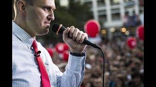 Навальный на митинге во Владивостоке/вступительная речь (23.09.2017)