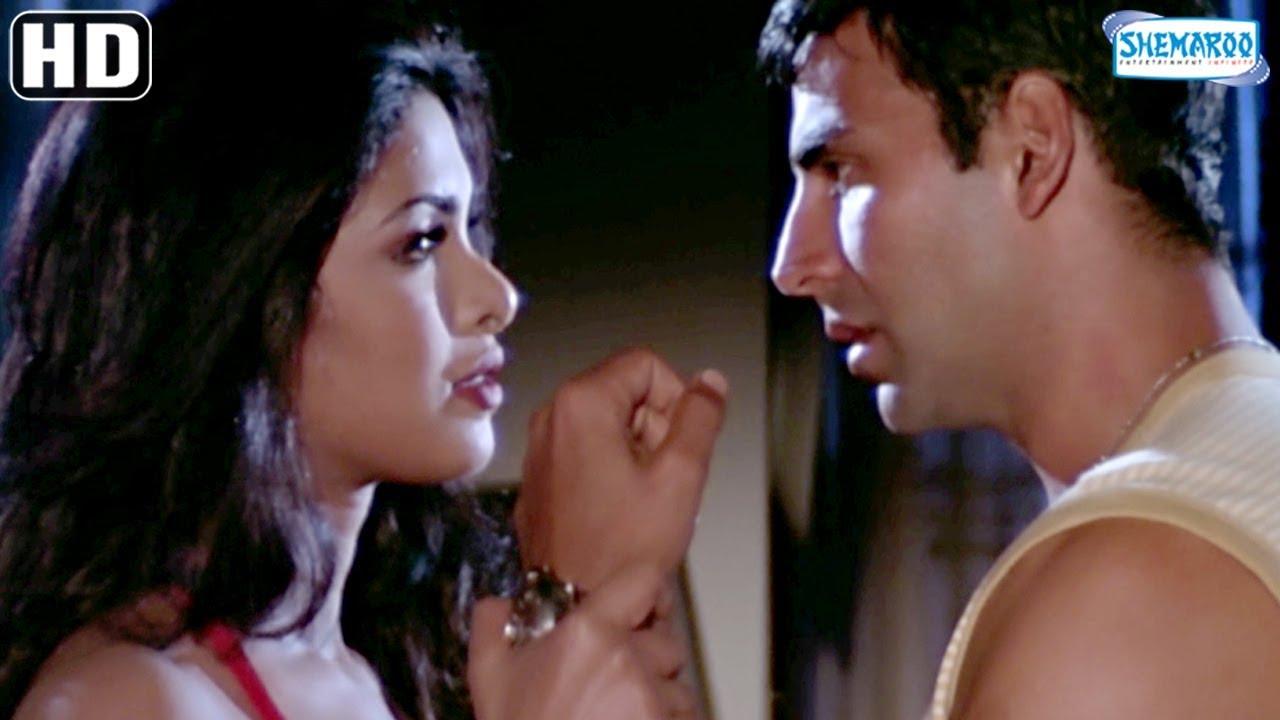 Best Romantic Scenes from Movie Andaaz - Akshay Kumar, Priyanka Chopra, Lara Dutta - Hit Hindi Movie