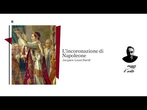 L'INCORONAZIONE DI NAPOLEONE - Jacques-Louis David Ep. 8