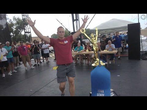 Mr. Legs Contest | Iowa State Fair 2014