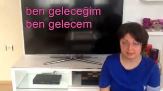 Турецкий язык с нуля. Урок№ 18 Будущее время на acak