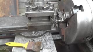 1К62 ремонт фартук ч.2
