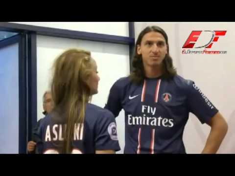 La Belle Zlatan Kosovare Asllani