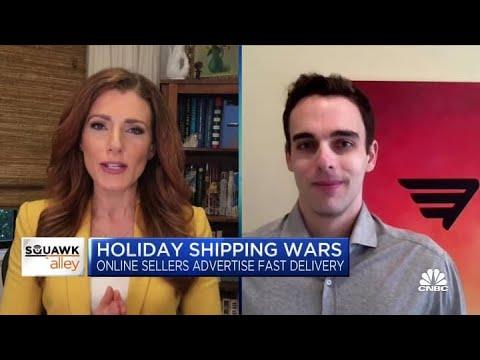 Why shipping company