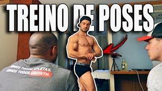 APRENDENDO POSES EM UM DIA E COMPRAS DO CARBUP DO REY PHYSIQUE