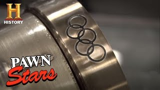 Pawn Stars - Olympic Pawn | History