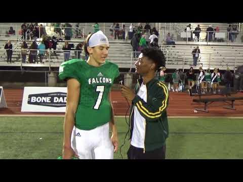Lake Dallas Quarterback Ryan Depperschmidt 11 3 2017