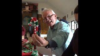 Vietnam veteran sending Christmas care packages to soldiers