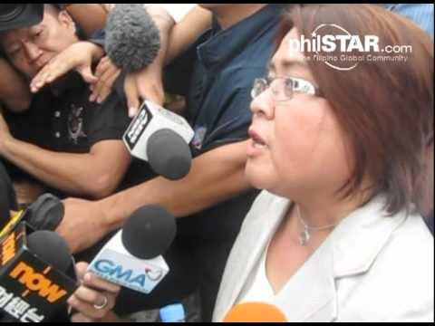 philstar.com video: IIRC members inspect Manila hostage crisis command center