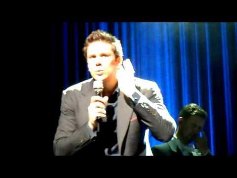 Il divo davids yes no amazing grace by requests vienna - Il divo amazing grace video ...
