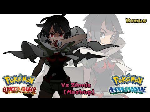 Pokemon OR/AS & Remix - Lorekeeper Zinnia Battle Music [Mashup] (HQ)