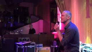 "Brian Ice ""Talking to the night"" live at Pure 80´s Disco Weekend Helsinki Pressa 20-09-2014"