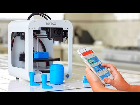 5 Amazing 3D Printers You NEED To See In 2018