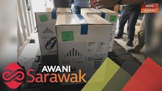 Vaksin COVID-19 | 13,000 dos vaksin tiba di Sibu