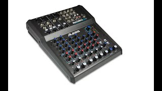 Alesis MULTIMIX8 USB Audio Inteface Review