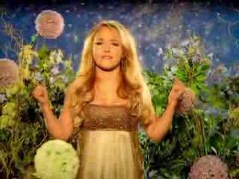 Hayden Panettiere - I Still Believe(Cinderella)