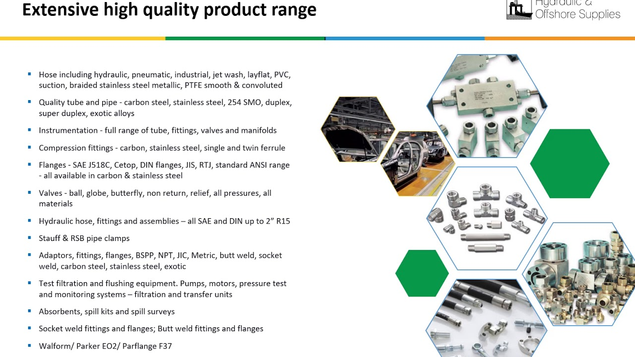HOS Company Profile