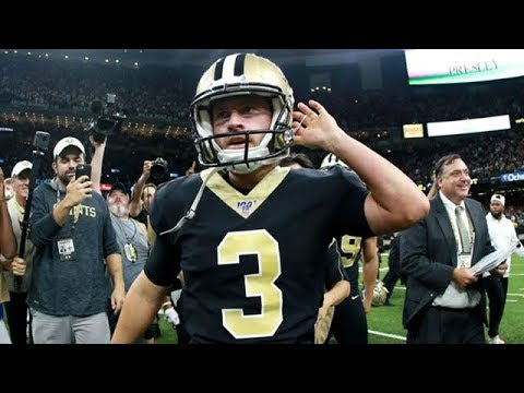 Wil Lutz NFC Special Teams Player of the Week: Player Highlights