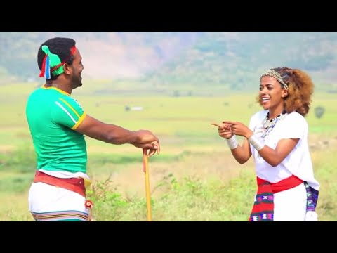 Elsaa Nugusee  Tuulamarraan  New Ethiopian Oromo Music 2017