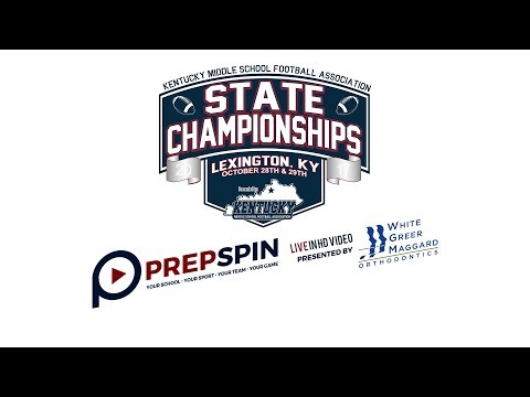 KYMSFA 8th  Div 2 Championship - Corbin vs Boyle