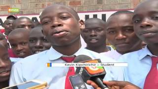 KCSE 2015 Top Performers Celebrations