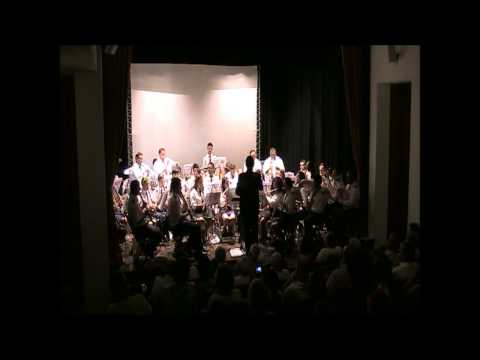 "Angustias 2013: Banda do Samouco na Casa Grande (Ayamonte) - ""Aida"" de Verdi"