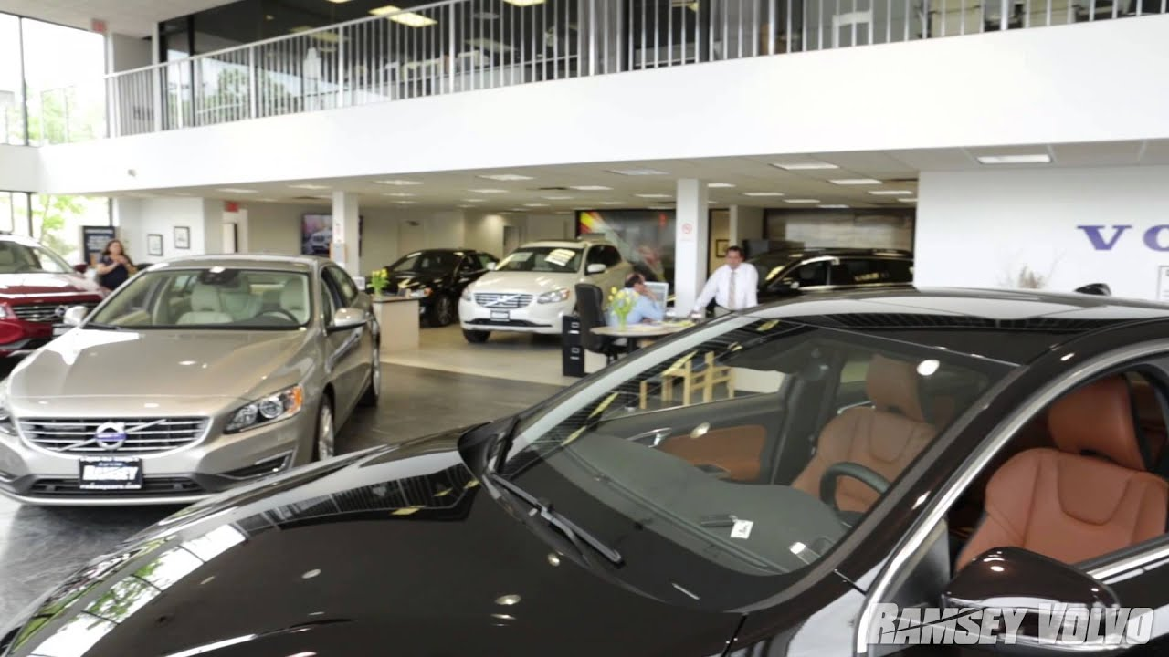 Welcome to Ramsey Volvo in NJ - YouTube