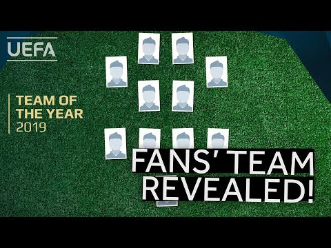 UEFA.com fans' TEAM OF THE YEAR 2019 revealed!