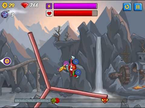 arena flash игра