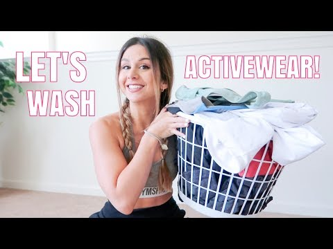 How you can Wash Your Exercise Routine Gear