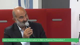 Emission 5 : l'Open Innovation : comment externaliser la R&D et financer l'innovation ?