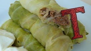 Cabbage Rolls Recipe  Turkish Stuffed Cabbage Rolls Recipe