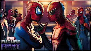 SPIDERVERSE DOMINATES CONQUEST - Marvel Future Fight