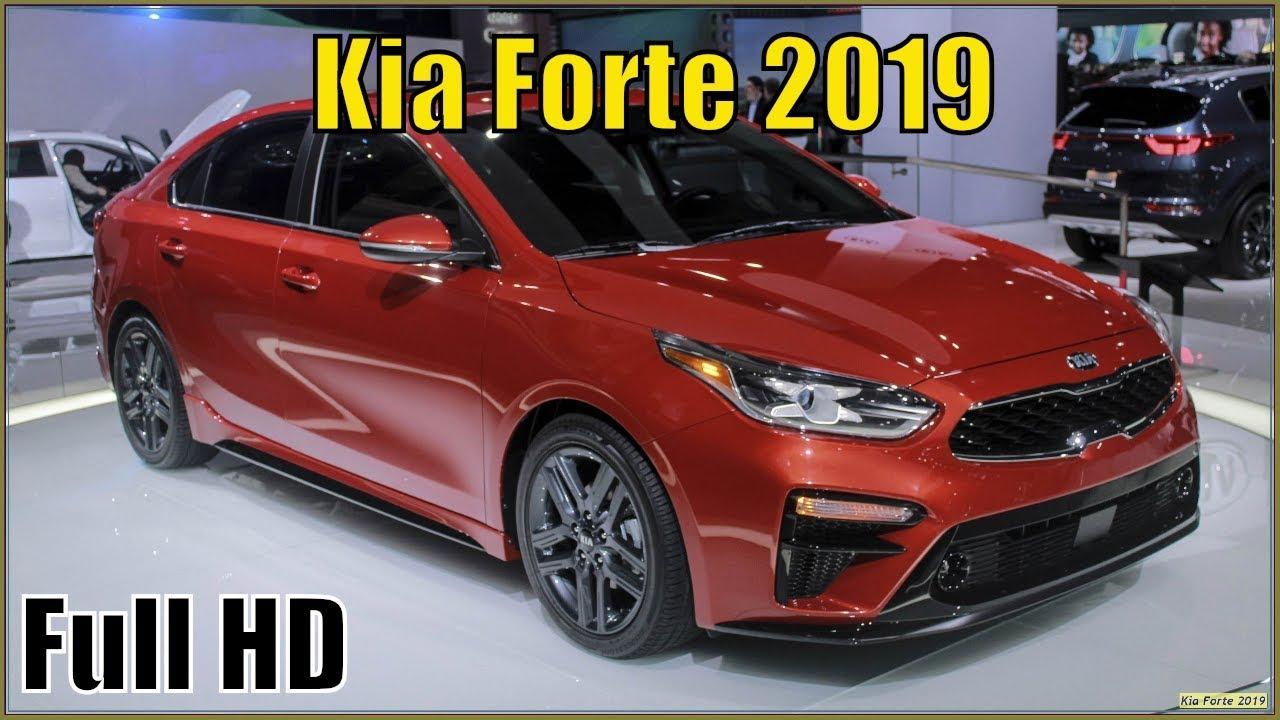 Kia Forte 2019 2019 Kia Forte 5 Hatchback Price And Review Youtube