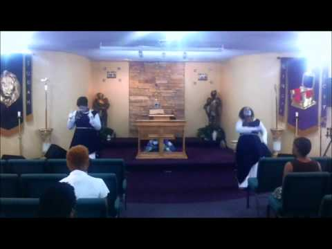 Total Praise Dance Ministry- My Testimony (So Glad I Made It)