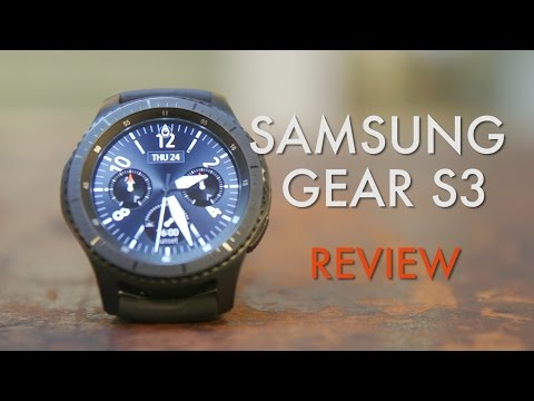 The Samsung Gear S3 smartwatch gets a solid update, new