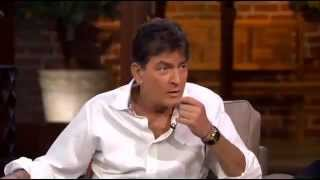 Charlie Sheen Congratulates Steve Edwards For 20 Years On Morning TV